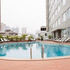Отель Diamante by Sana Hotels бассейн