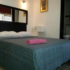 Отель Hacienda Agua Azul Мексика, Плая-дель-Кармен - отзывы, цены и фото номеров - забронировать отель Hacienda Agua Azul онлайн комната для гостей фото 2