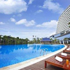 Отель Xiamen International Conference Center Hotel Китай, Сямынь - отзывы, цены и фото номеров - забронировать отель Xiamen International Conference Center Hotel онлайн бассейн