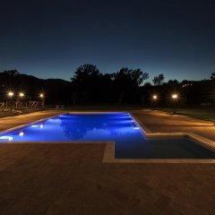 Отель Il Pianaccio Сполето бассейн