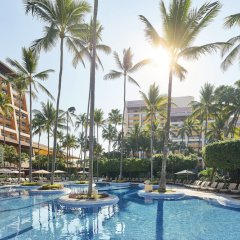 Отель The Westin Resort & Spa Puerto Vallarta бассейн фото 6