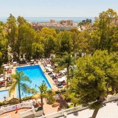 Отель Roc Costa Park Испания, Торремолинос - отзывы, цены и фото номеров - забронировать отель Roc Costa Park онлайн балкон