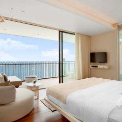 Отель Hilton Pattaya Таиланд, Паттайя - 9 отзывов об отеле, цены и фото номеров - забронировать отель Hilton Pattaya онлайн комната для гостей фото 2