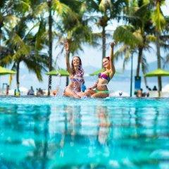 Отель MerPerle Hon Tam Resort Вьетнам, Нячанг - 2 отзыва об отеле, цены и фото номеров - забронировать отель MerPerle Hon Tam Resort онлайн бассейн фото 2