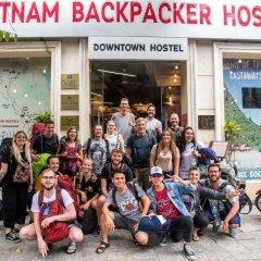 Отель Vietnam Backpacker Hostels Downtown Ханой городской автобус