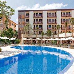 Отель ibis Phuket Patong бассейн