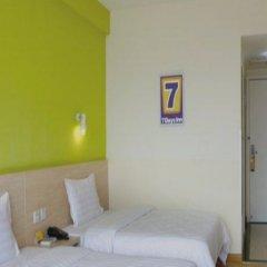 Отель 7 Days Inn Shangqiu Minzhu Road Walmart Branch комната для гостей фото 3