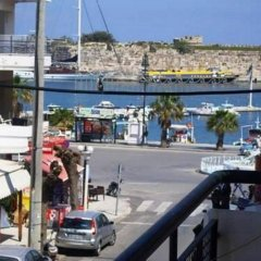 Отель Pantheon Apartments Греция, Кос - отзывы, цены и фото номеров - забронировать отель Pantheon Apartments онлайн балкон