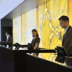 Отель JW Marriott Marquis Dubai интерьер отеля