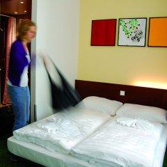 Отель Pension Stadthalle комната для гостей