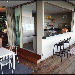 Отель Villa Manatea - Moorea Французская Полинезия, Папеэте - отзывы, цены и фото номеров - забронировать отель Villa Manatea - Moorea онлайн гостиничный бар