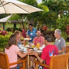 Отель Waidroka Bay Resort питание фото 2