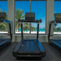 Nobu Hotel Miami Beach фитнесс-зал фото 3