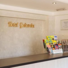 Hotel Gabarda & Gil интерьер отеля фото 2