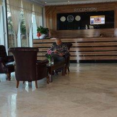 Otel Yelkenkaya Турция, Гебзе - отзывы, цены и фото номеров - забронировать отель Otel Yelkenkaya онлайн интерьер отеля фото 2