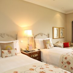 Отель Taj Palace, New Delhi комната для гостей фото 4