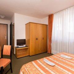 Hotel Alpina Пинцоло комната для гостей фото 5