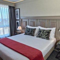 Отель Drake Longchamp Swiss Quality Hotel Швейцария, Женева - 5 отзывов об отеле, цены и фото номеров - забронировать отель Drake Longchamp Swiss Quality Hotel онлайн комната для гостей фото 4