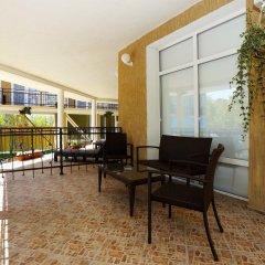 Гостиница Feliz Verano в Коктебеле 8 отзывов об отеле, цены и фото номеров - забронировать гостиницу Feliz Verano онлайн Коктебель балкон