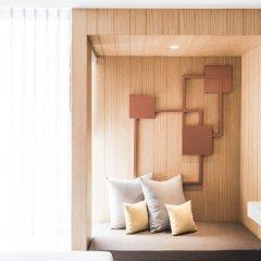 Отель Two Three Mansion Бангкок спа