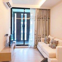 Отель Locals Sukhumvit ThongLor Vtara 36 Бангкок комната для гостей фото 4