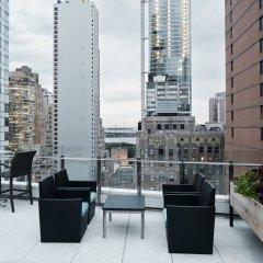 Отель Club Quarters World Trade Center США, Нью-Йорк - отзывы, цены и фото номеров - забронировать отель Club Quarters World Trade Center онлайн комната для гостей фото 2