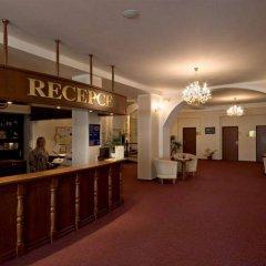 Отель Spa Hotel Goethe Чехия, Франтишкови-Лазне - отзывы, цены и фото номеров - забронировать отель Spa Hotel Goethe онлайн интерьер отеля фото 3