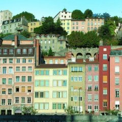 Отель Appart'City Lyon Villeurbanne