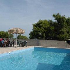 Hotel Nel Pineto бассейн фото 2