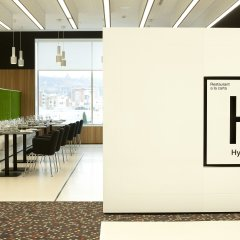 Отель Barceló Hotel Sants Испания, Барселона - 10 отзывов об отеле, цены и фото номеров - забронировать отель Barceló Hotel Sants онлайн питание фото 2