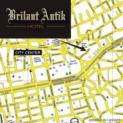 Отель Brilant Antik Hotel Албания, Тирана - отзывы, цены и фото номеров - забронировать отель Brilant Antik Hotel онлайн парковка