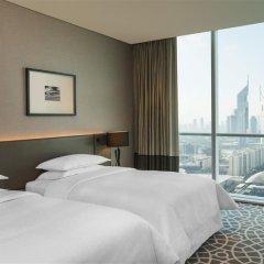 Sheraton Grand Hotel, Dubai 5* Стандартный номер с различными типами кроватей фото 6