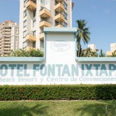 Отель Fontan Ixtapa Beach Resort фото 3