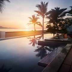Отель Sunrise Premium Resort Hoi An балкон