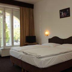 Отель Meran Чехия, Прага - 7 отзывов об отеле, цены и фото номеров - забронировать отель Meran онлайн комната для гостей фото 5