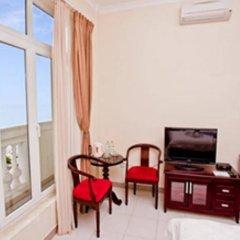 Отель Nathalie's Vung Tau Hotel and Restaurant Вьетнам, Вунгтау - отзывы, цены и фото номеров - забронировать отель Nathalie's Vung Tau Hotel and Restaurant онлайн комната для гостей фото 3