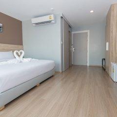 Отель Narra Hotel Таиланд, Бангкок - 1 отзыв об отеле, цены и фото номеров - забронировать отель Narra Hotel онлайн комната для гостей фото 3