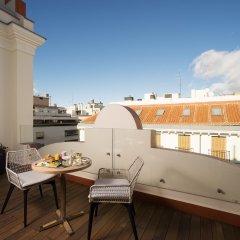Отель ICON Casona 1900 by Petit Palace Испания, Мадрид - отзывы, цены и фото номеров - забронировать отель ICON Casona 1900 by Petit Palace онлайн балкон