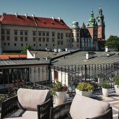Hotel Copernicus балкон