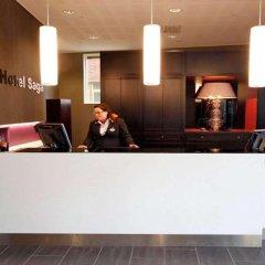 Quality Hotel Saga интерьер отеля