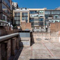 Отель Hostal Plaza Goya Bcn Барселона