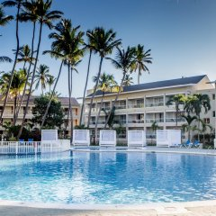 Отель Vista Sol Punta Cana Beach Resort & Spa - All Inclusive Доминикана, Пунта Кана - 1 отзыв об отеле, цены и фото номеров - забронировать отель Vista Sol Punta Cana Beach Resort & Spa - All Inclusive онлайн бассейн