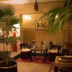 Отель Riad Al Wafaa Марокко, Марракеш - отзывы, цены и фото номеров - забронировать отель Riad Al Wafaa онлайн питание