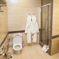 Гостиница Кирофф ванная фото 2