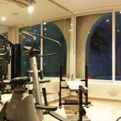 Отель Imperial Holiday Hôtel & spa Марокко, Марракеш - отзывы, цены и фото номеров - забронировать отель Imperial Holiday Hôtel & spa онлайн фитнесс-зал фото 3