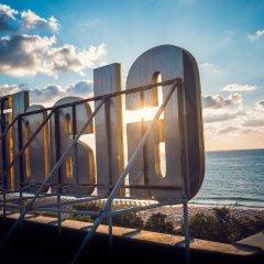 Hotel Gladiola Star пляж