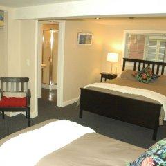 Отель Cambie Lodge B&B Канада, Ванкувер - отзывы, цены и фото номеров - забронировать отель Cambie Lodge B&B онлайн комната для гостей фото 5