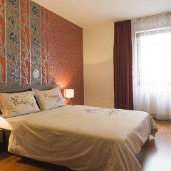 Отель Vitosha Downtown Apartments Болгария, София - отзывы, цены и фото номеров - забронировать отель Vitosha Downtown Apartments онлайн комната для гостей фото 2