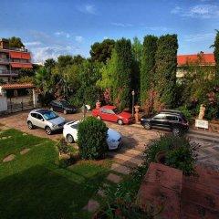 Hotel Capri парковка