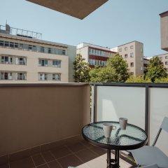 Апартаменты Chill Apartments Mokotow Center балкон